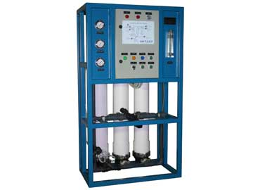 Machine d'ultrafiltration sans air comprimé, sans pompe